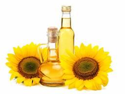Продам масло подсолнечное от производителя наливом машинными нормами