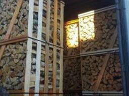 Продаём дрова колотые