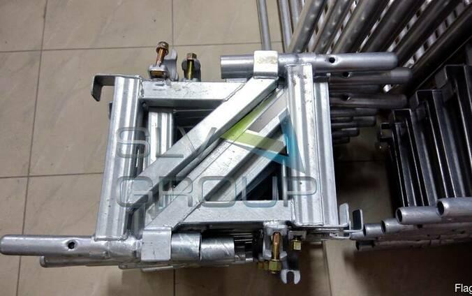 Расширительная консоль совместимая с типом Baumann / Plettac