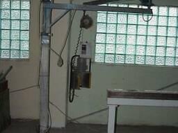 Ручной шлифовальный станок HSM(с подст-кой и контравесом)