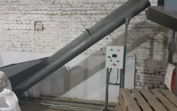 Screw conveyor KPH