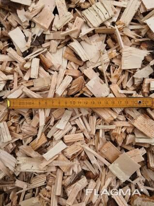 Щепа древесная