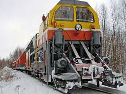 SM-2 snowplow train