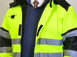 Спец одежда для строителей.