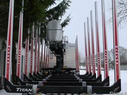 Стальные и алюминиевые стойки Alucar