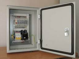 Stotis kontrolė ir apsauga elektros siurbliai