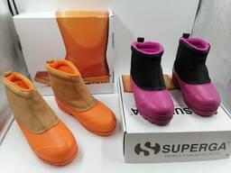 Superga -мужская и женская зимняя обувь оптом