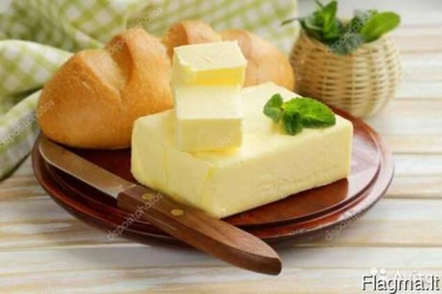Sweet cream butter 82%