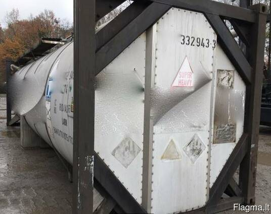 Tank container 33 000 Ltr
