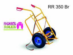 Тележки ручные для перевозки бочек RR 350 BR