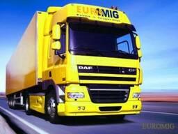 Транспортный бизнес с европейской транспортной лицензией
