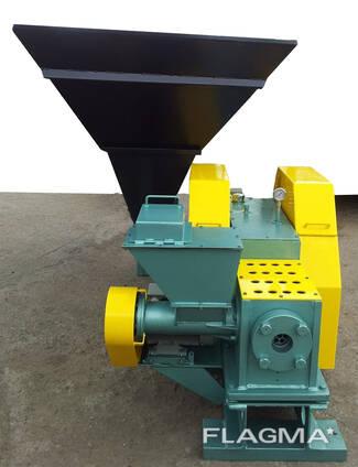 Ударно-механический пресс для брикетирования