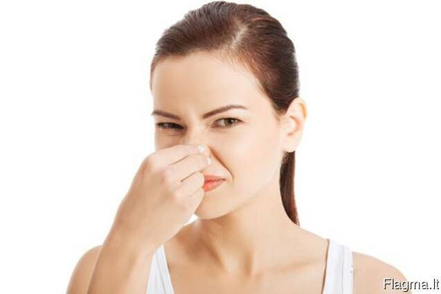 Įvairios kilmės kvapų pašalinimas. Garantija 100%
