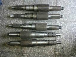 Вал вторичный УРАЛ-375, ЛАЗ 200-1701105