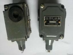 Выключатели путевые ВПК 2111-АУ2