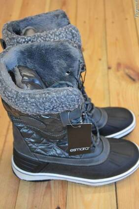 Зимняя обувь Crivit, Esmara, Pepperts, Lupilu - STOCK ОПТОМ